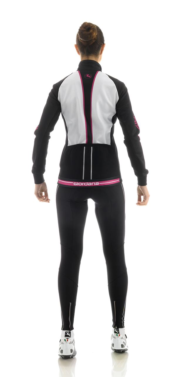 Picture of GIORDANA SILVERLINE WOMENS WINTER JACKET WHITE