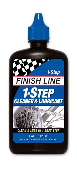 Picture of FINISH LINE 1-STEP CLEANER & LUBE 4oz