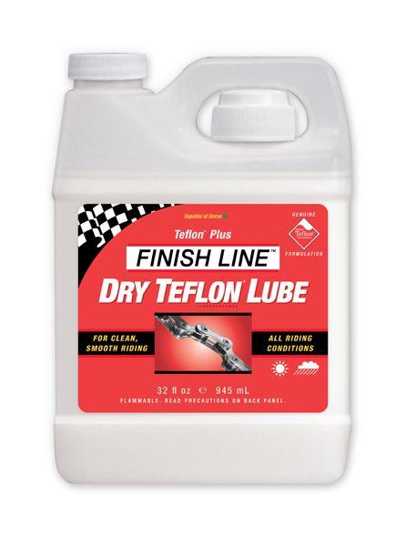 Picture of FINISH LINE (DG) DRY LUBE (TEFLON +) 32oz
