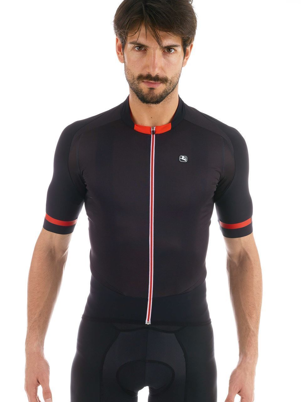 Picture of GIORDANA FRC JERSEY BLACK