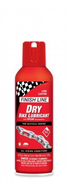 Picture of FINISH LINE (DG) DRY LUBE (TEFLON +) 8oz AEROSOL