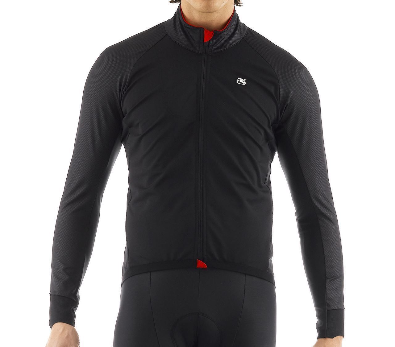 Picture of GIORDANA FRC LIGHT WEIGHT WINTER JACKET BLACK