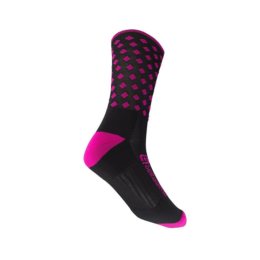 Picture of BELLWETHER PINNACLE SOCK FUCHSIA