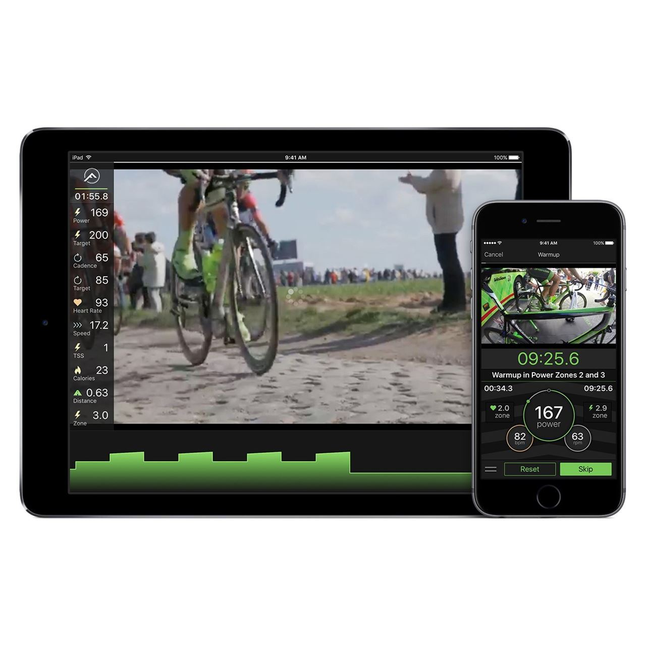 Picture of KINETIC ROCK AND ROLL: SMART CONTROL TRAINER