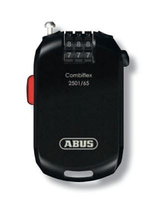 Picture of ABUS COMBIFLEX 2501 COIL LOCK 65CM (42921-7)