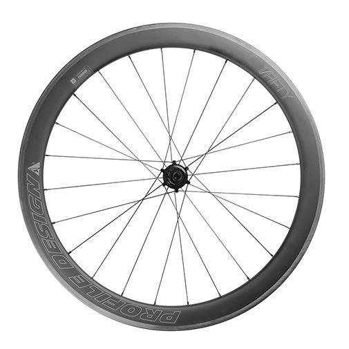 Picture of PROFILE DESIGN 1/FIFTY CARBON CLINCHER WHEELSET