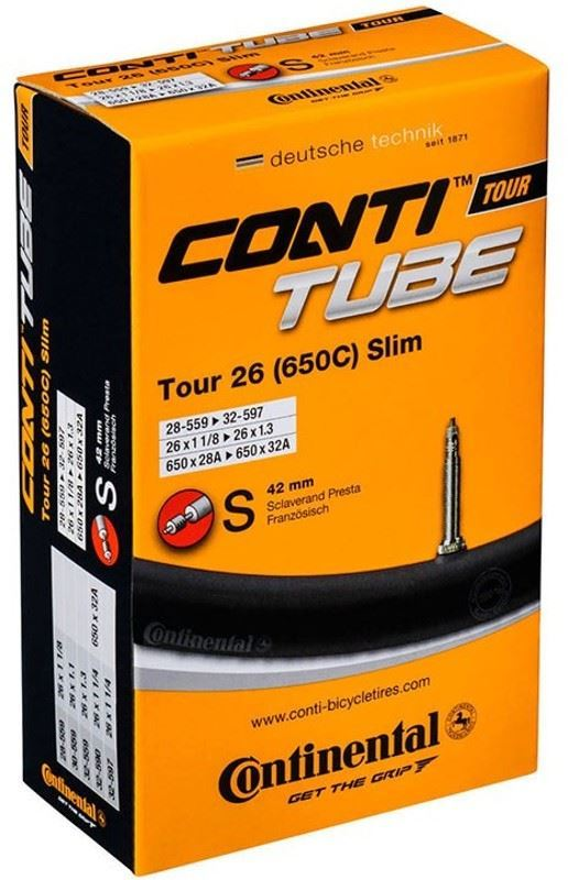 Picture of CONTINENTAL TOUR 26 SLIM S42 650x28-32A