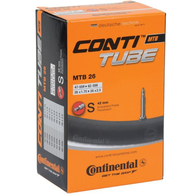 Picture of CONTINENTAL MTB 26 S42 26x1.75-2.5