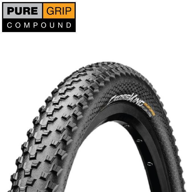 Picture of CONTINENTAL CROSS KING II PURE GRIP 27.5x2.3