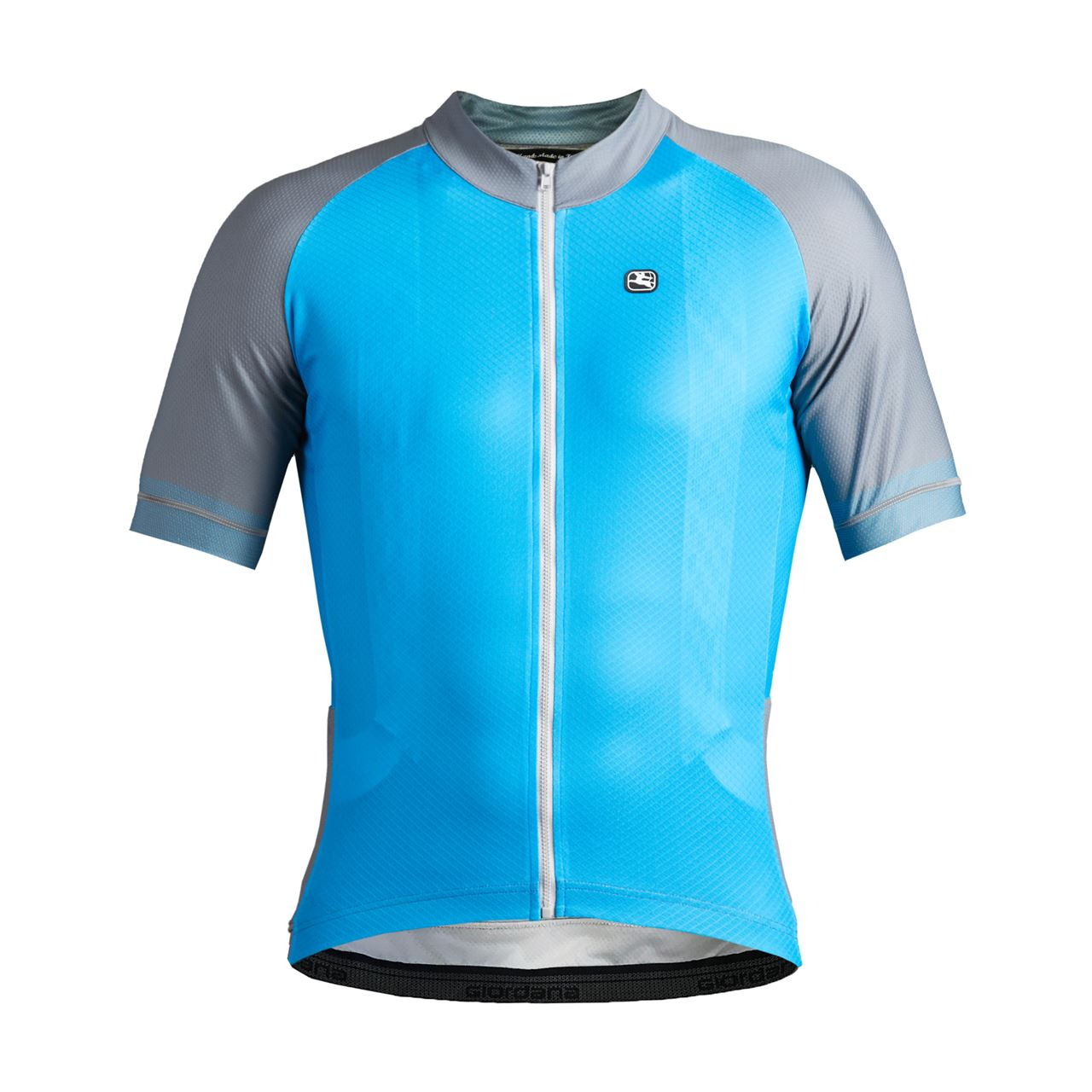 Picture of GIORDANA LUNGO JERSEY BLUE/GREY