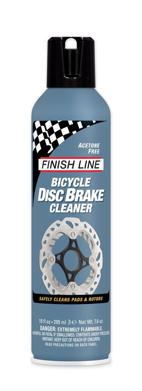 Picture of FINISH LINE (DG) DISC BRAKE CLEANER 10 OZ AEROSOL