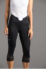 Picture of GIORDANA WOMENS SILVERLINE KNICKER BLACK/WHITE
