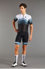Picture of GIORDANA FR-C PRO JERSEY DOLOMITI BLACK/GREY