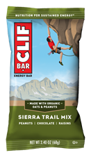 Picture of CLIF SIERRA TRAIL MIX BAR (12)