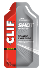 Picture of CLIF DOUBLE EXPRESSO + 100mg Caffeine SHOT GEL (24)