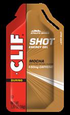 Picture of CLIF MOCHA + 50mg Caffeine SHOT GEL (24)