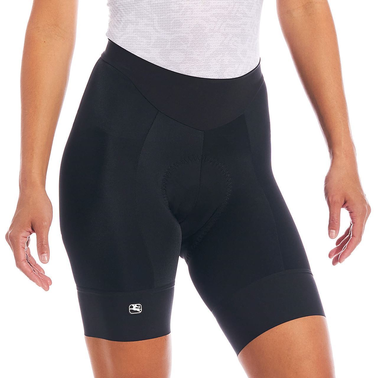 Picture of GIORDANA WOMENS FUSION SHORT BLACK